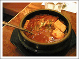 Korean Jjigae (stew)