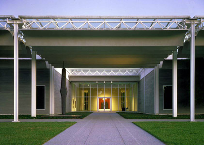 Menil Collection in Houston